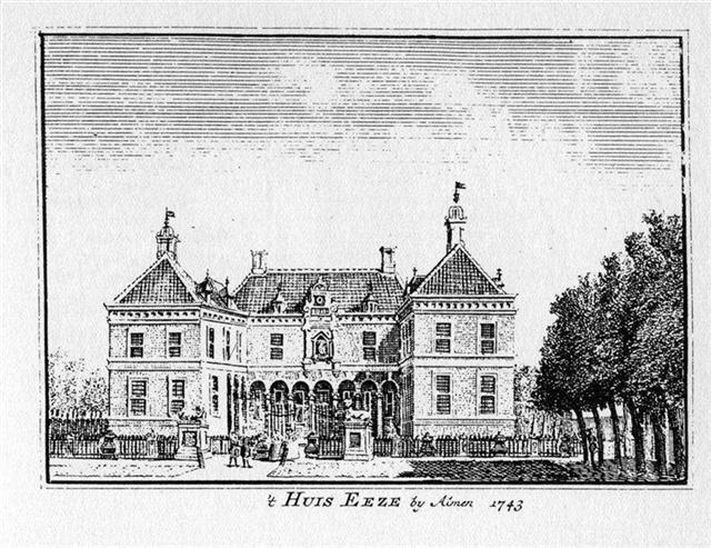 Kasteel De Ehze in Almen - afbeelding van kasteleninnderland